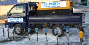 Аренда компрессора Челябинск